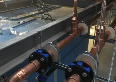 INDUSTRIAL PROCESS PIPING WORK - Momentum Industrial