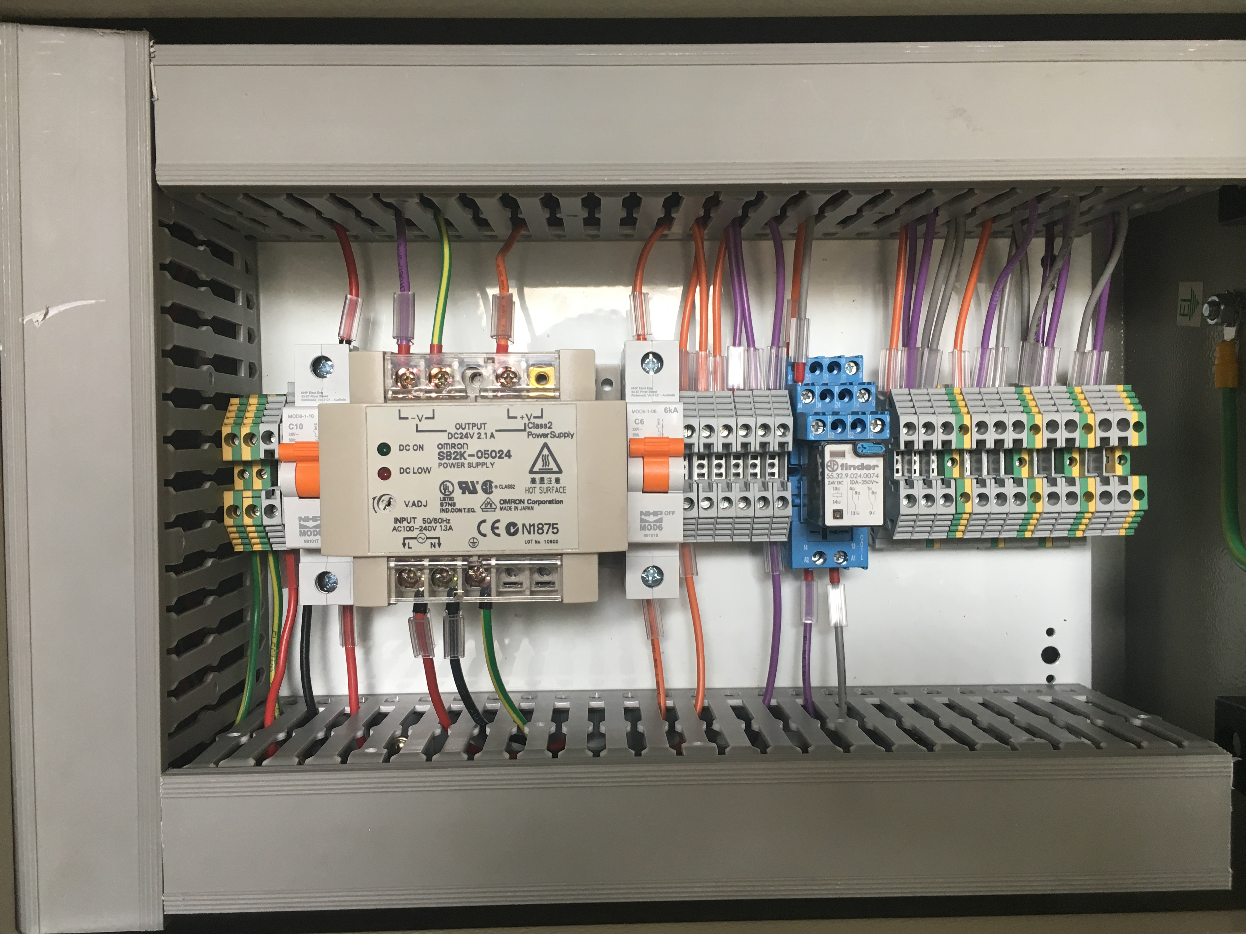 ELECTRICAL INSTALLATION | Momentum Industrial | Sydney Contractors