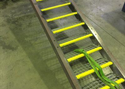 Industrial Stair Case 9