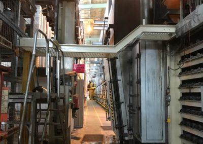 Industrial Stair Case 3