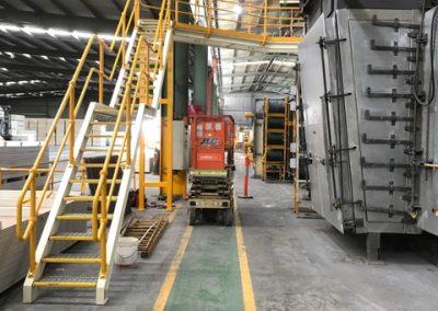 Industrial Stair Case 1