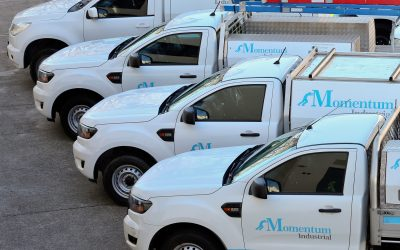 Momentum Industrial's Fleet