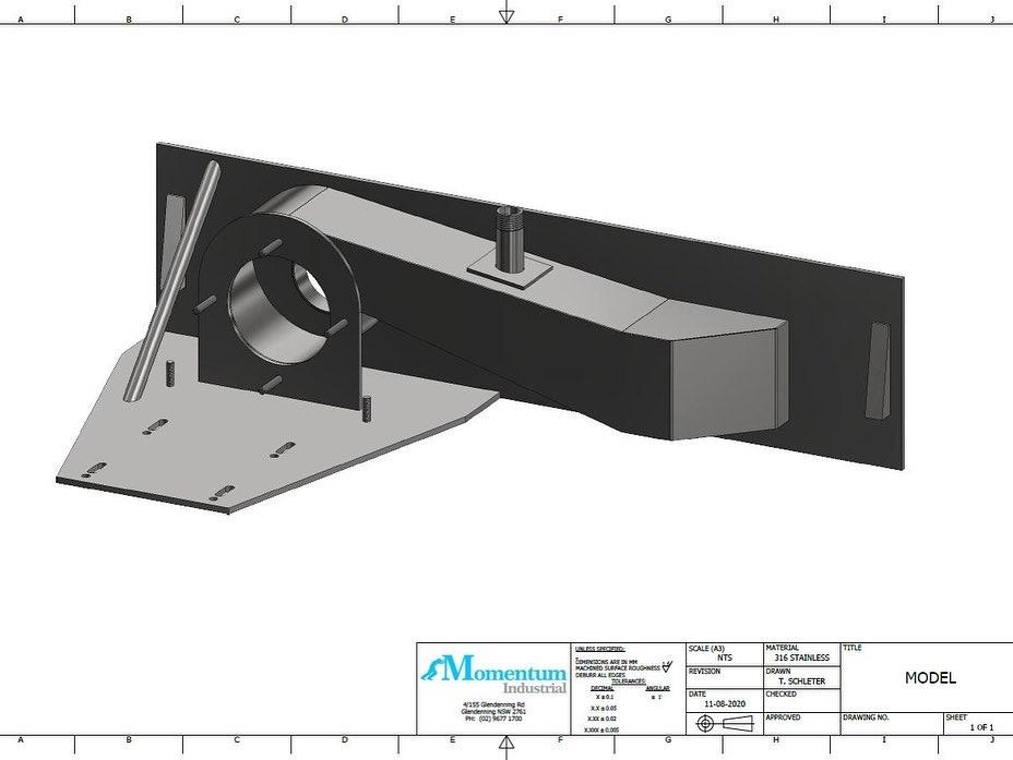 316 CAD Design