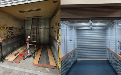 Lift Re-installation, Canberra